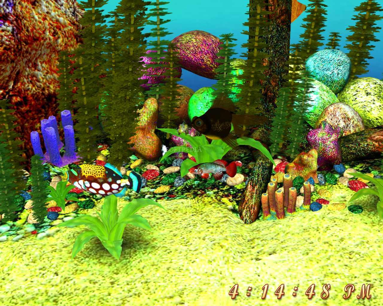 Aquarium Wallpapers Group (65+)