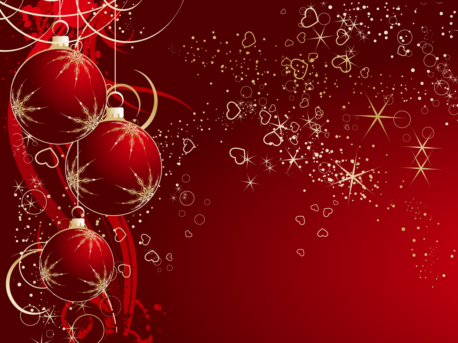 Christmas Computer Wallpaper Backgrounds Group (76+)