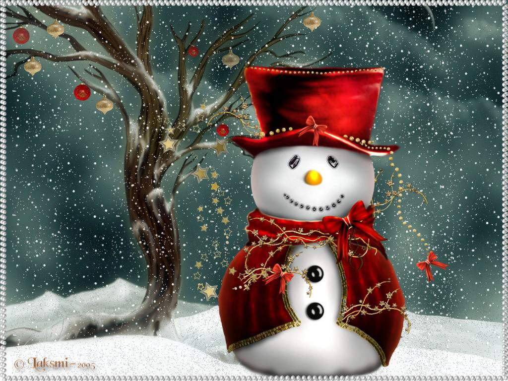 Collection of Christmas Wallpaper Screensavers on HDWallpapers