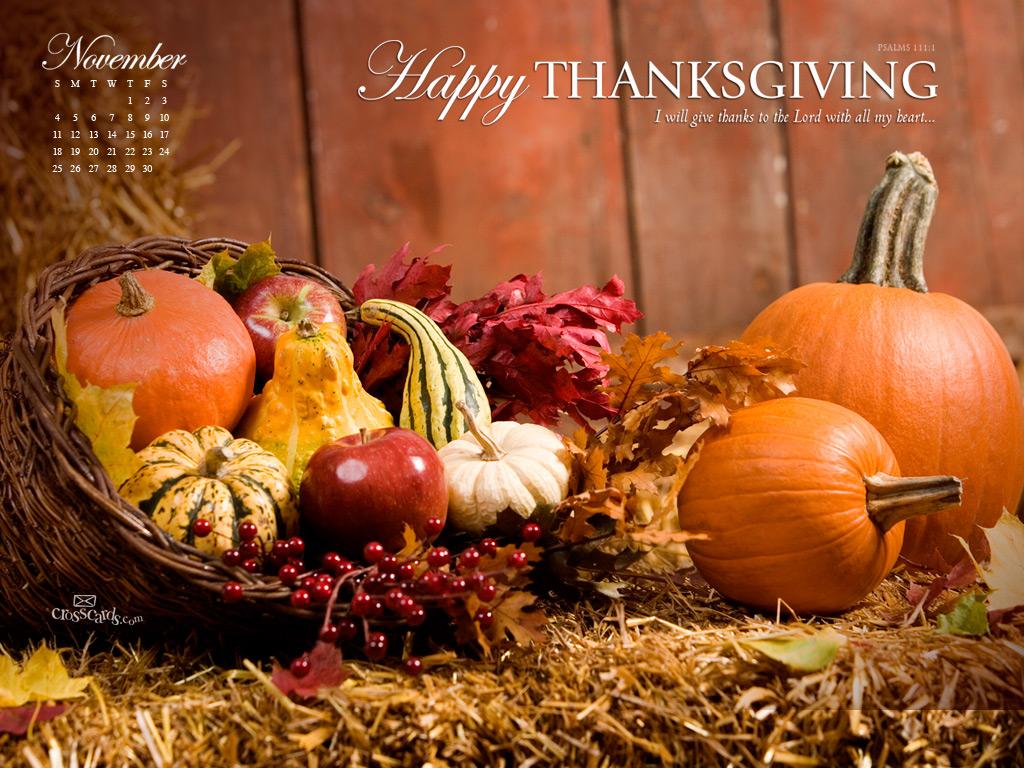 Free Desktop Wallpapers Thanksgiving Group (79+)