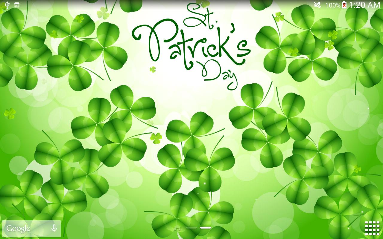 Free St Patrick Day Wallpaper Sf Wallpaper