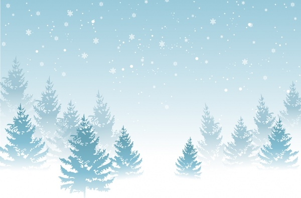 free winter background pictures
