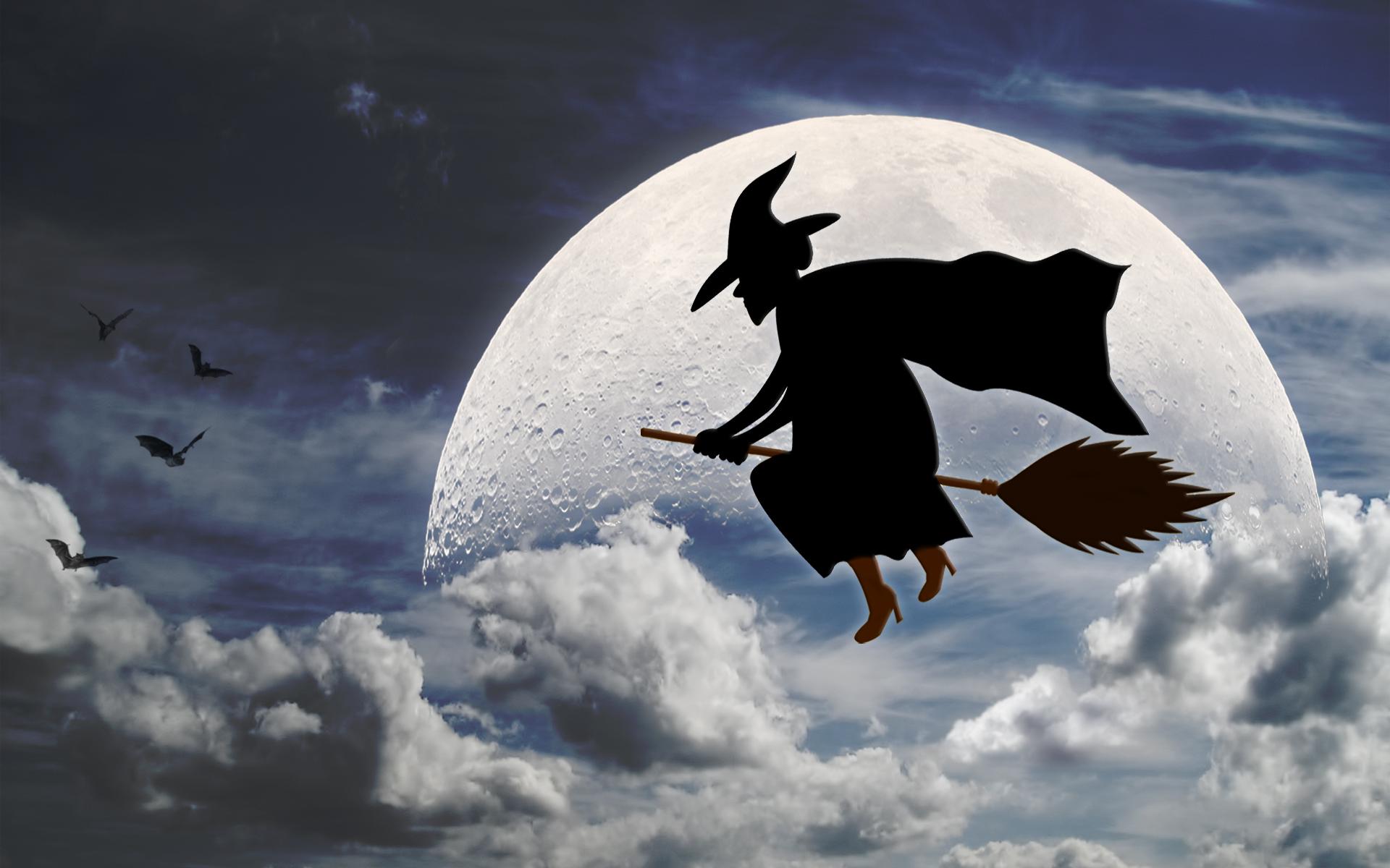 Halloween Witch Wallpapers Free ~ Sdeerwallpaper