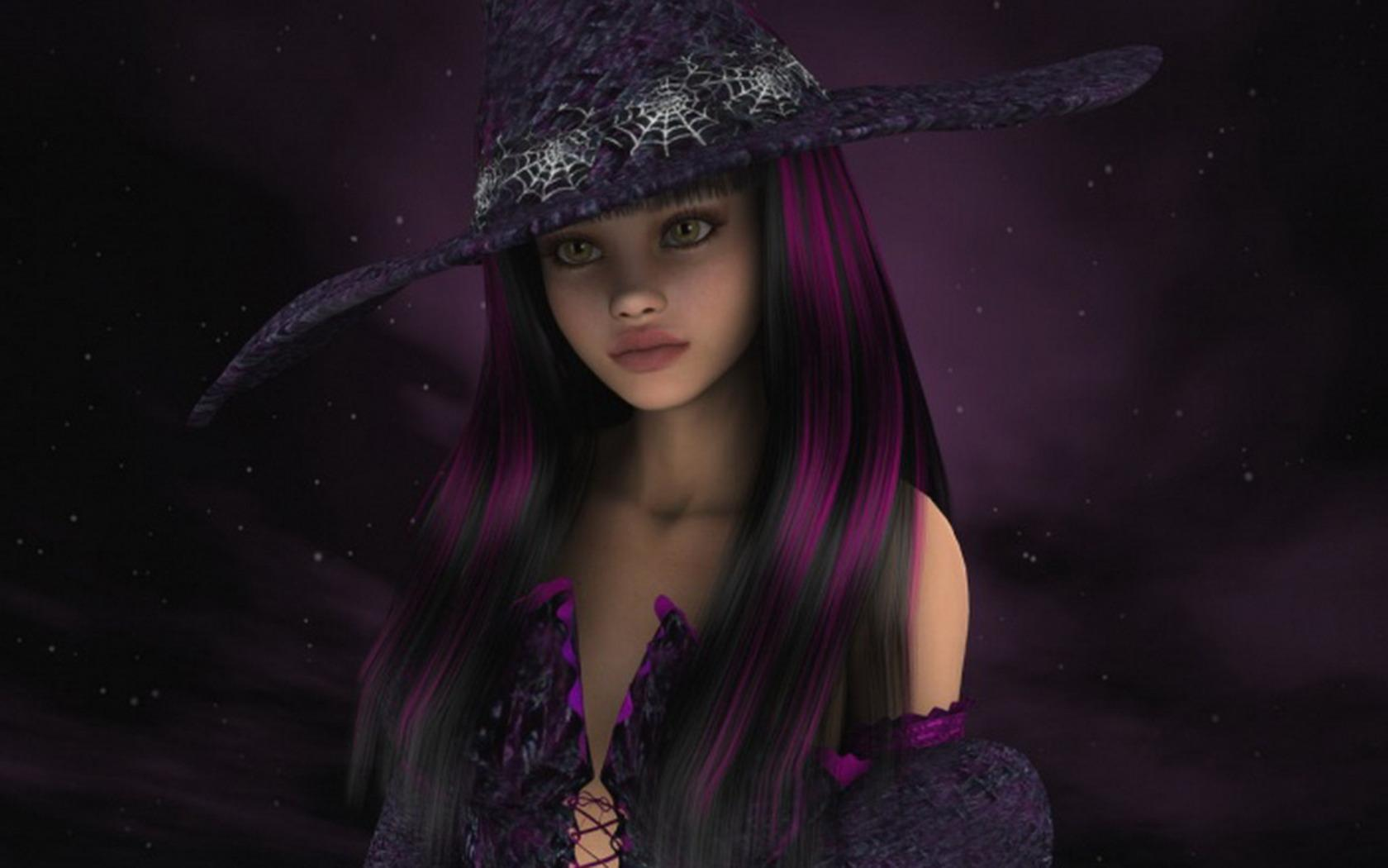 Witch Wallpapers Group (82+)