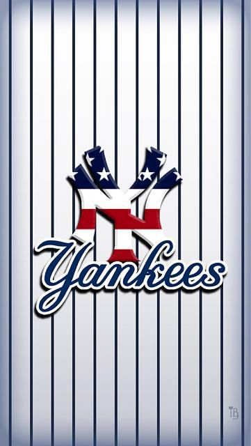 New York Yankees iPhone Wallpaper ithemeforum com | Apple