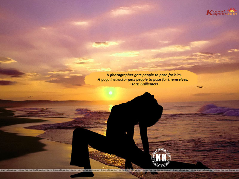 Yoga Desktop Wallpapers Group (62+)
