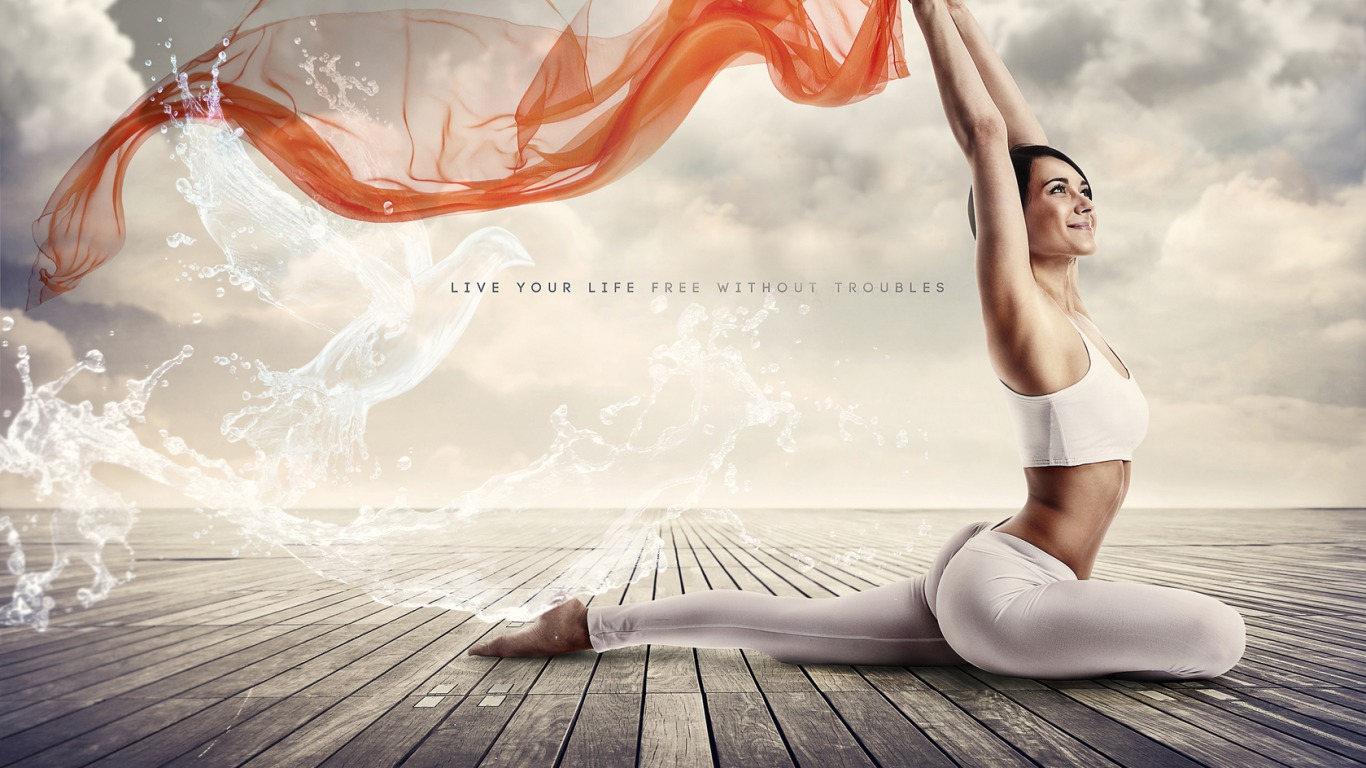 1000+ images about Yoga Wallpaper on Pinterest | Yoga poses, 12