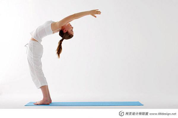 Yoga weight-loss figures 11719 - Yoga / Dance - Figure