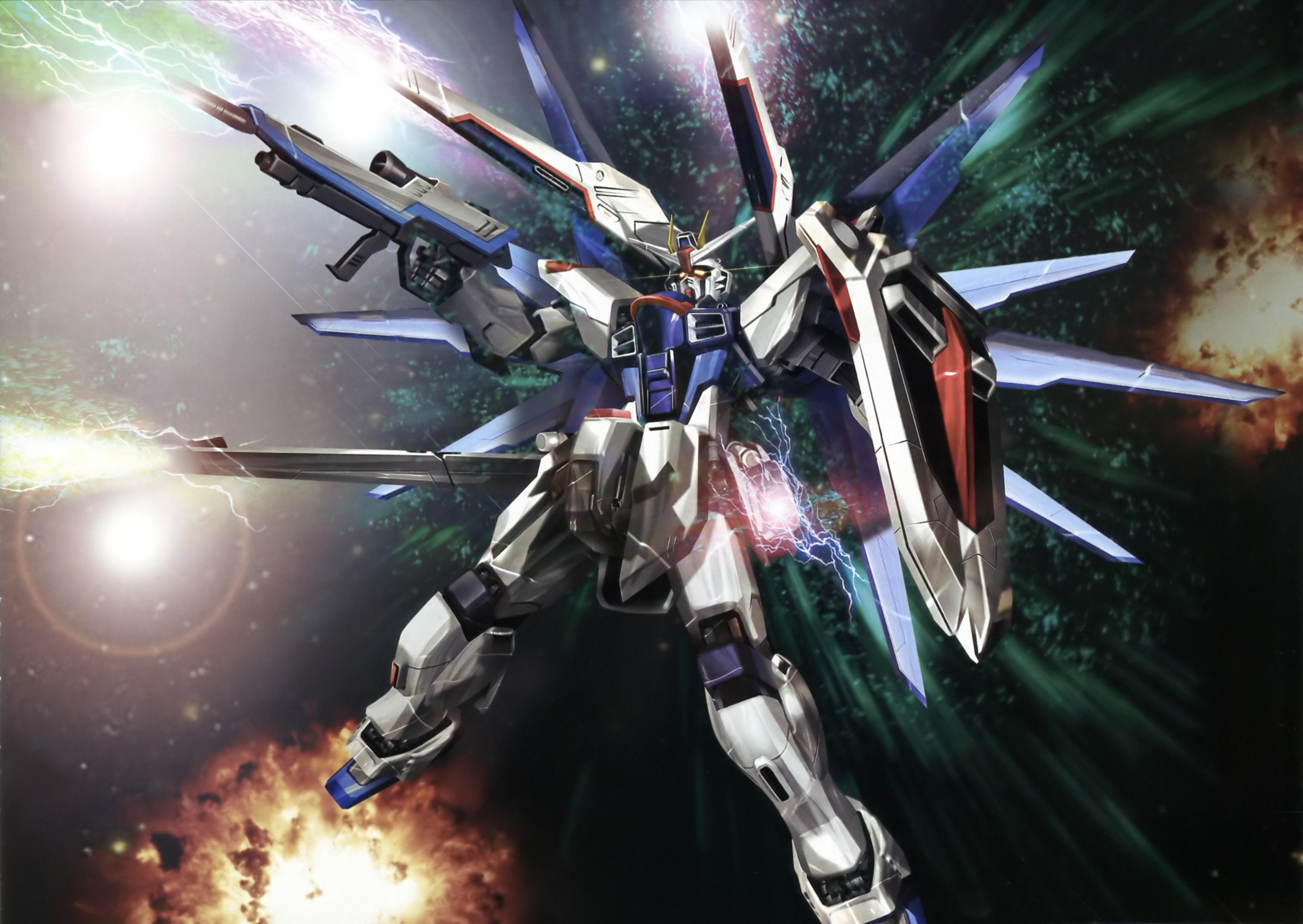 Post your favourite Gundam Wallpapers (image warning) - Anime and