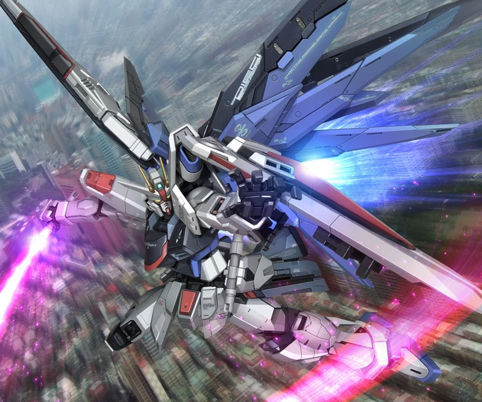 Freedom Gundam Wallpaper