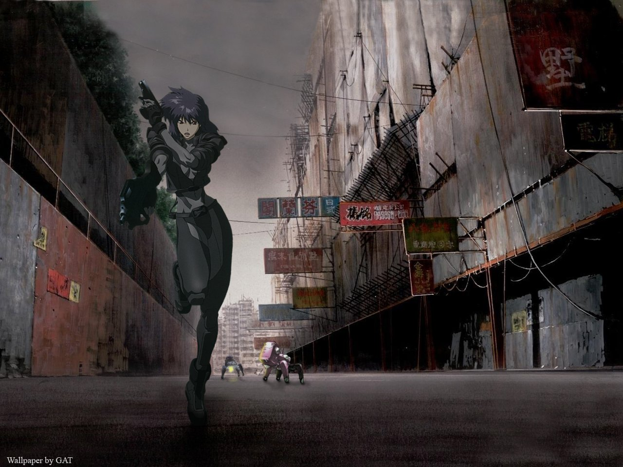 Ghost In The Shell Wallpapers Sf Wallpaper
