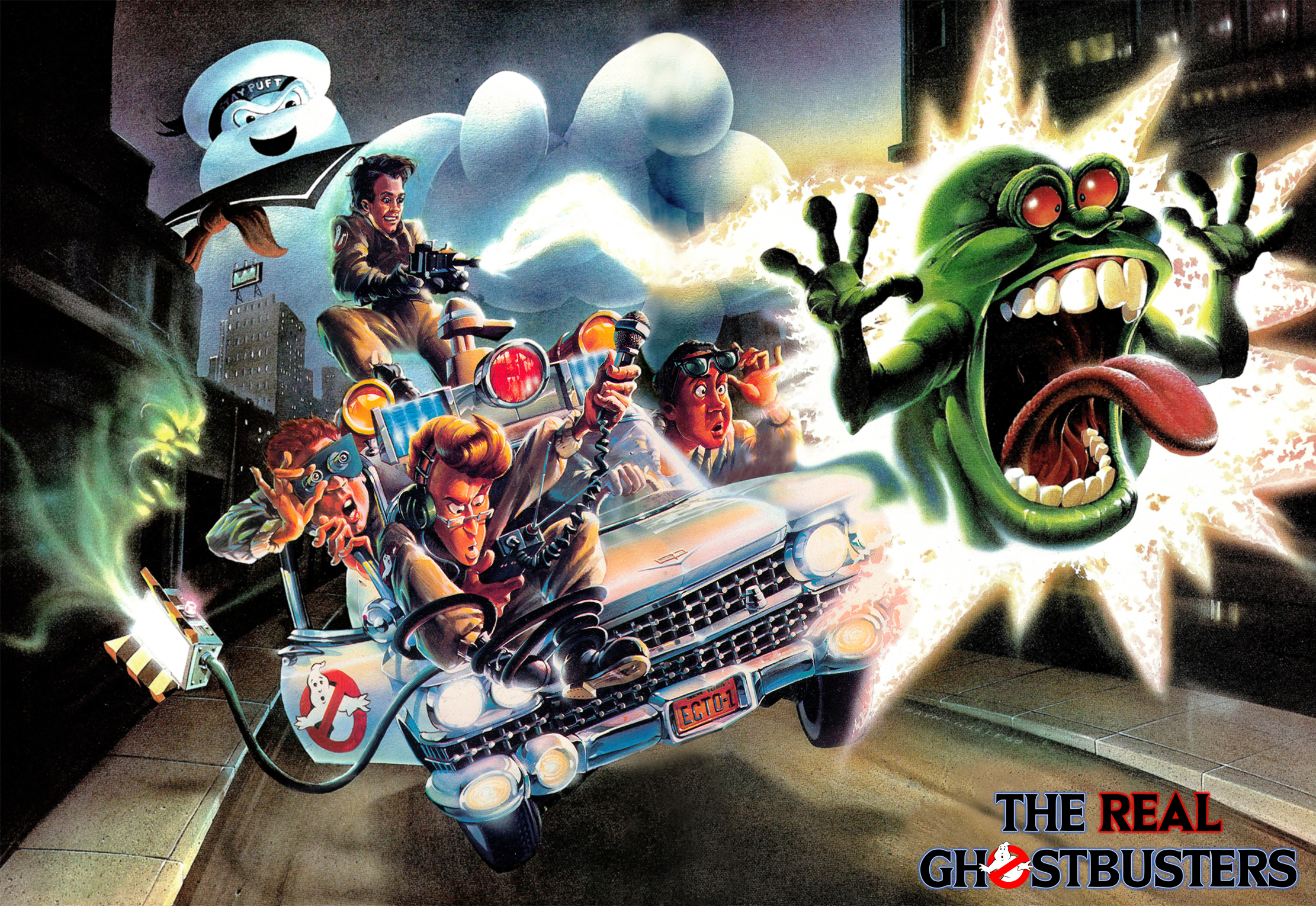 70 Ghostbusters HD Wallpapers | Backgrounds - Wallpaper Abyss