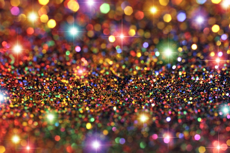 glitter pictures