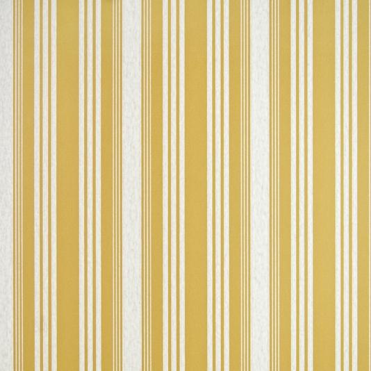 Wimbledon Stripe Wallpaper Yellow | Cole and Sons Festival Stripe