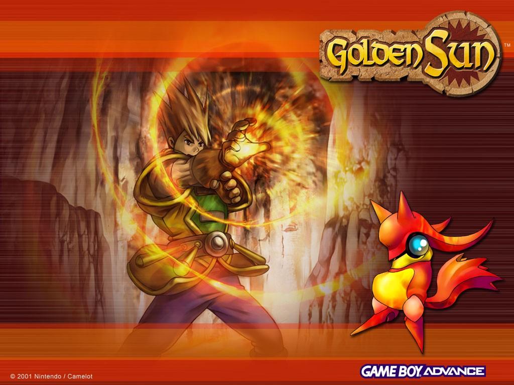 RPG LAND: Golden Sun Wallpapers