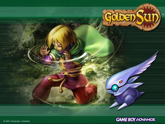 Collection of Golden Sun Wallpapers on HDWallpapers