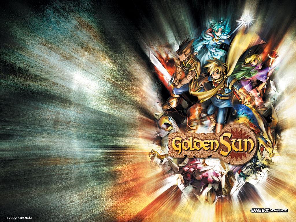 18 Golden Sun HD Wallpapers | Backgrounds - Wallpaper Abyss