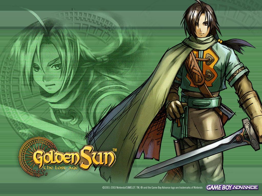 Golden Sun: Felix Wallpaper - official_felix jpg | Games