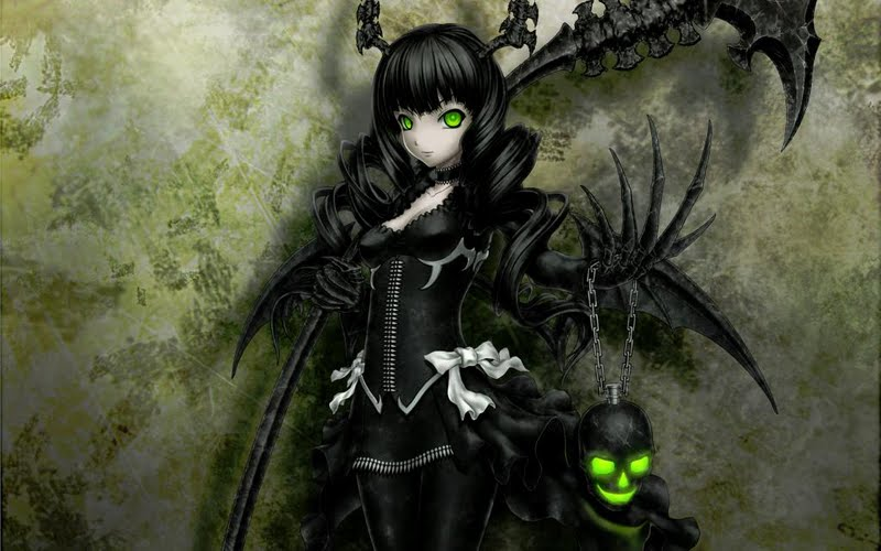Green Anime Wallpapers Group (73+)