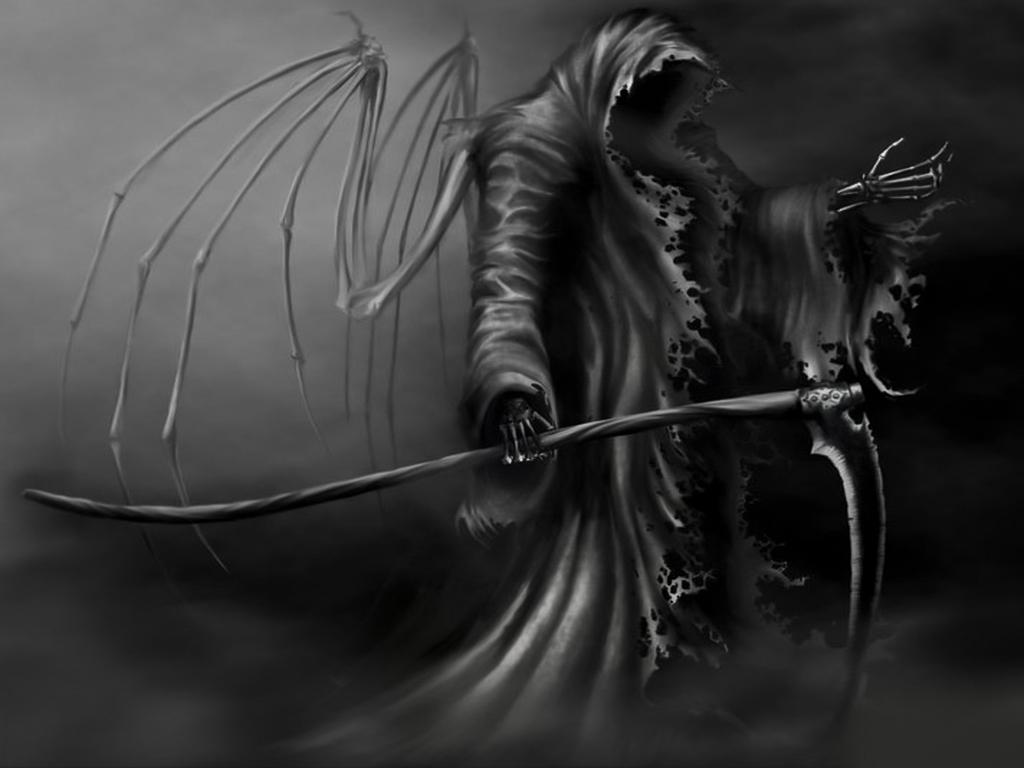 Grim Reaper Wallpaper Sf Wallpaper