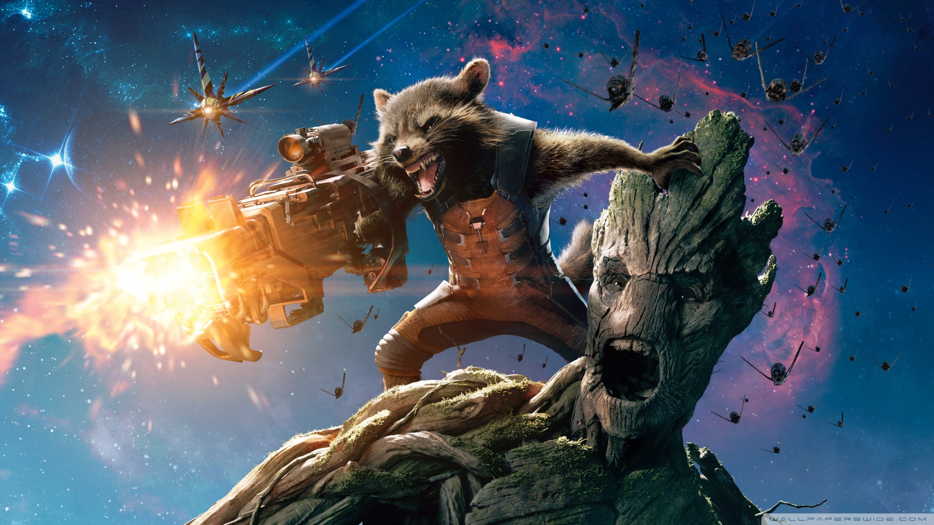Guardians Of The Galaxy Wallpaper Sf Wallpaper