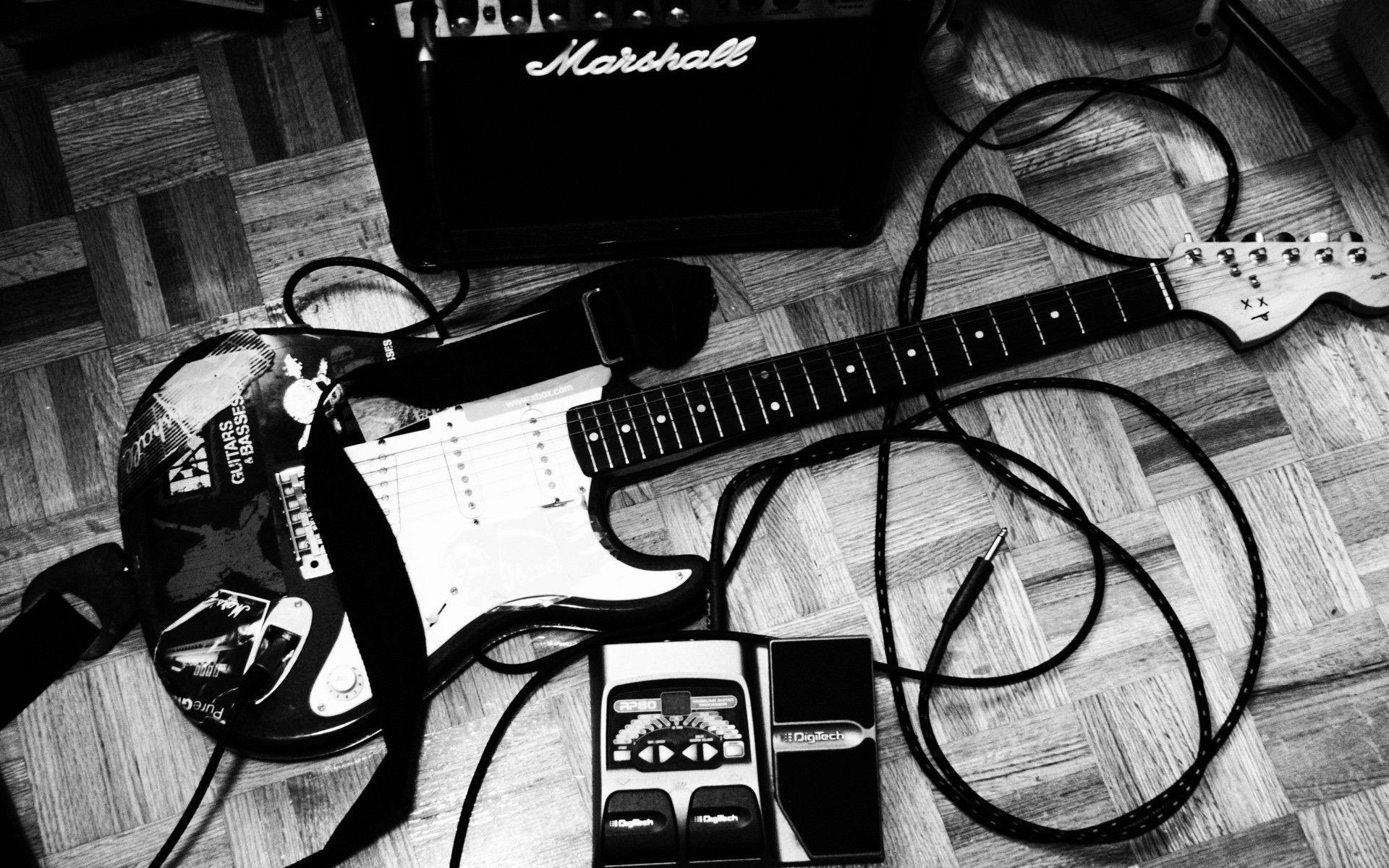 Guitar Wallpaper HD | PixelsTalk Net