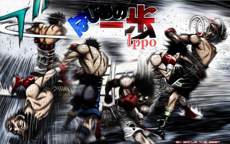 Hajime No Ippo Wallpaper Page 1