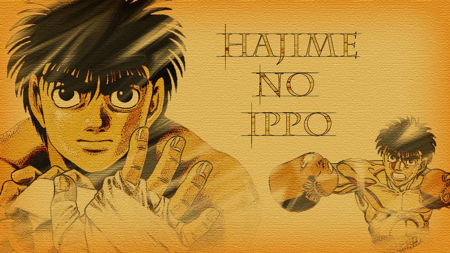 DeviantArt: More Like Hajime no Ippo Wallpaper by MCnicoxo