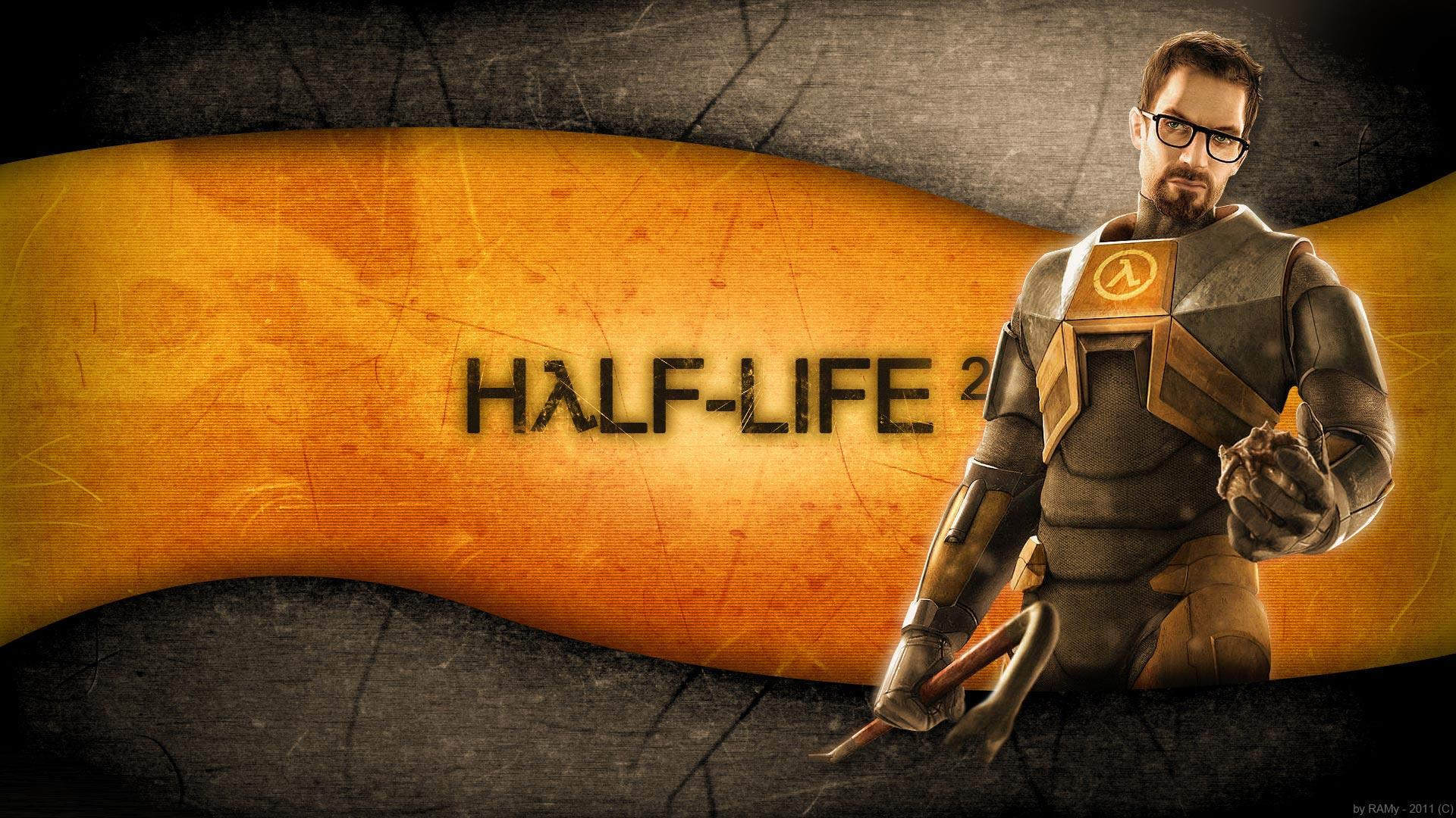 Half Life Wallpaper Sf Wallpaper