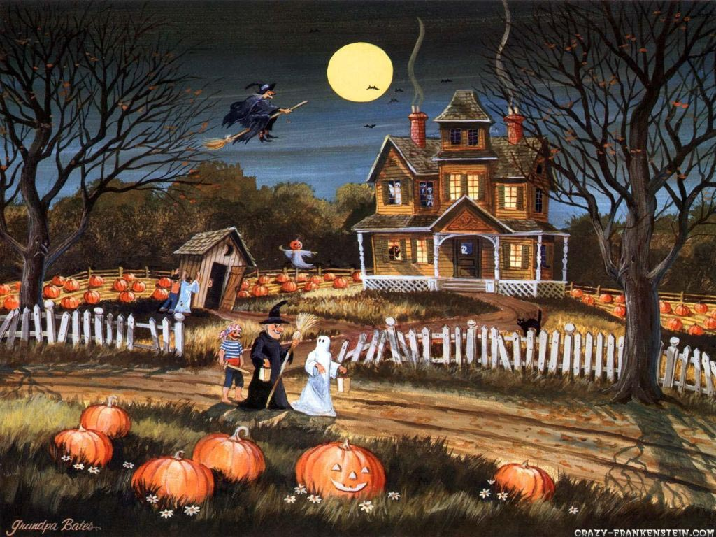 1000+ images about Halloween Wallpapers on Pinterest | Pumpkins