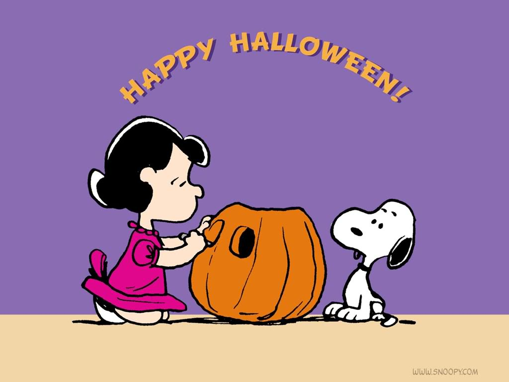 Snoopy Halloween Wallpaper - WallpaperSafari