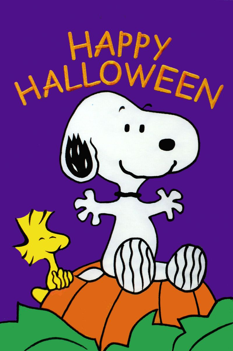 Halloween Snoopy Wallpapers Group (48+)