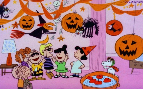 Peanuts Halloween   Android Central