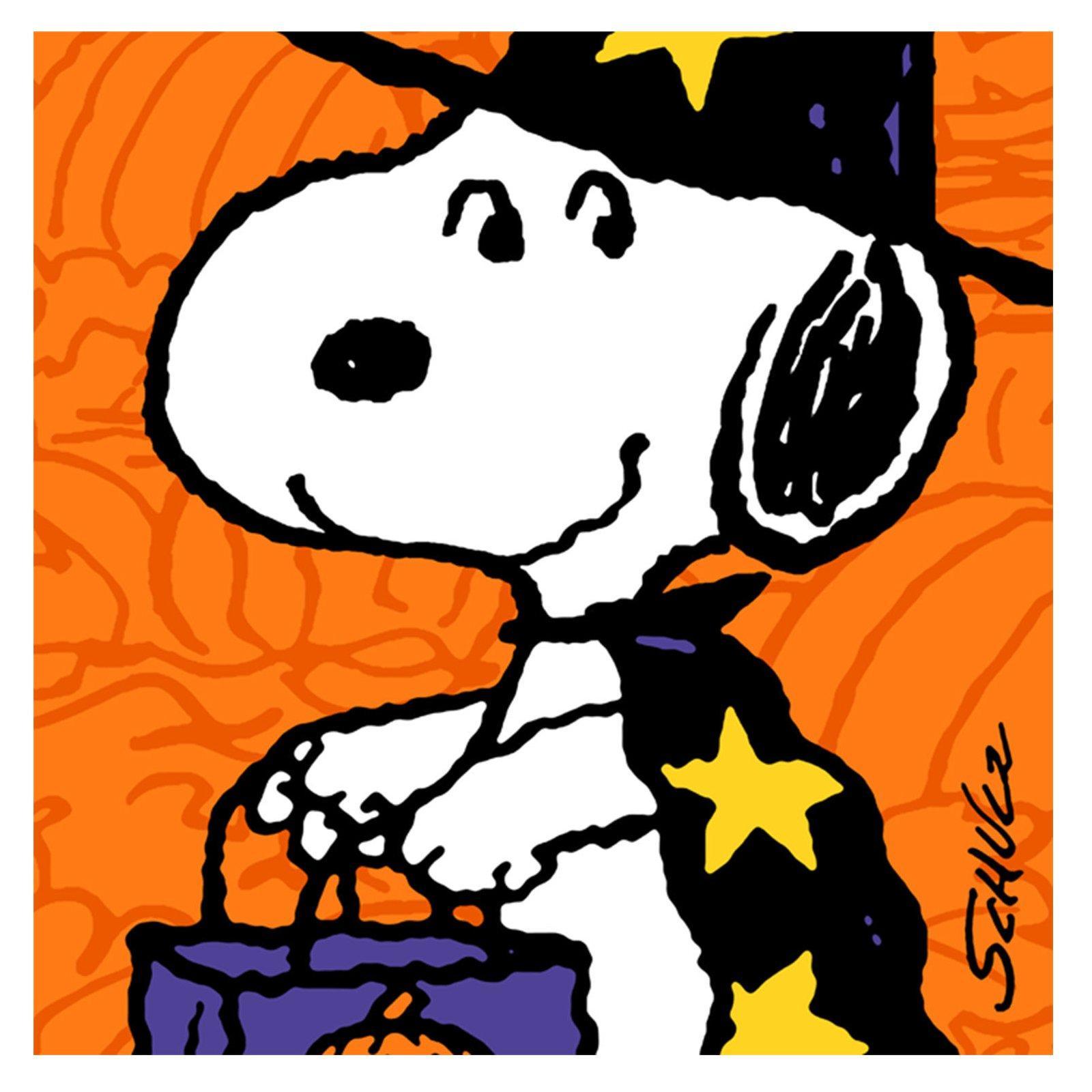Snoopy Halloween Wallpapers - Wallpaper Cave