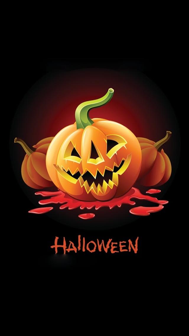 Live Halloween Wallpaper for iPhone - WallpaperSafari