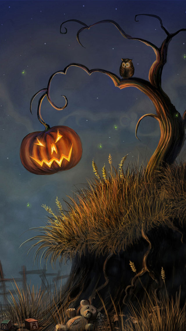 Free Halloween 2013 Backgrounds & Wallpapers