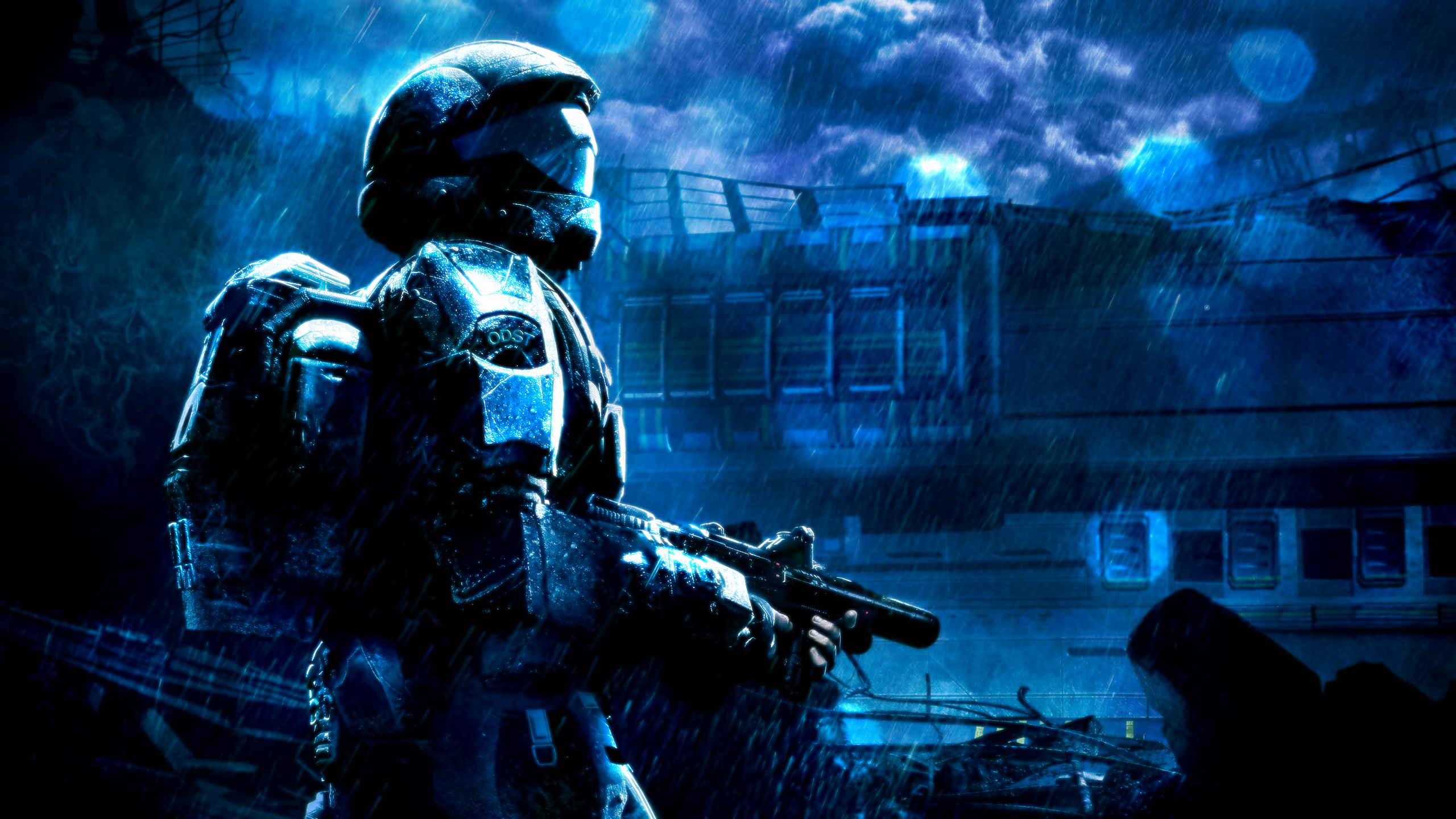 7 Halo 3: ODST HD Wallpapers | Backgrounds - Wallpaper Abyss