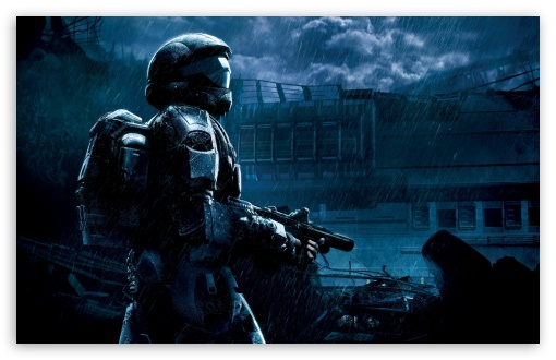 Halo 3 ODST Master Chief HD desktop wallpaper : High Definition