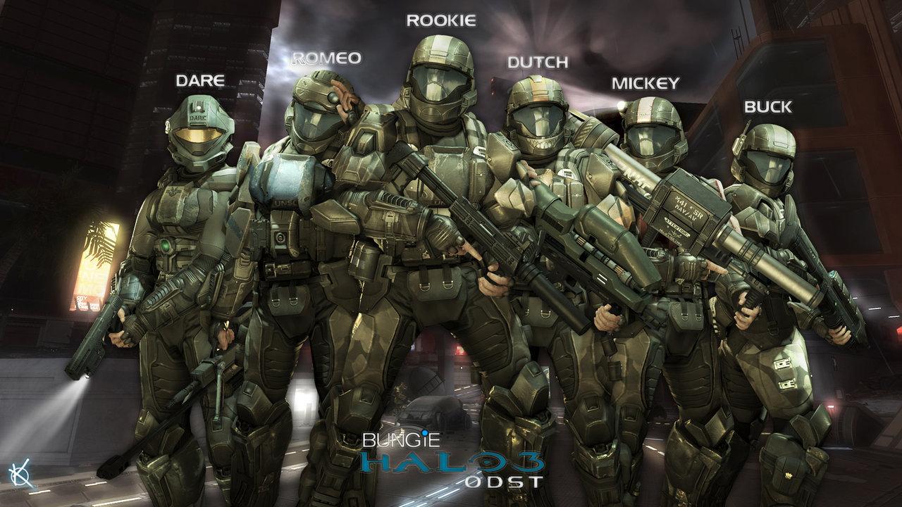 78 Best ideas about Halo 3 Odst on Pinterest | Halo spartan, Halo