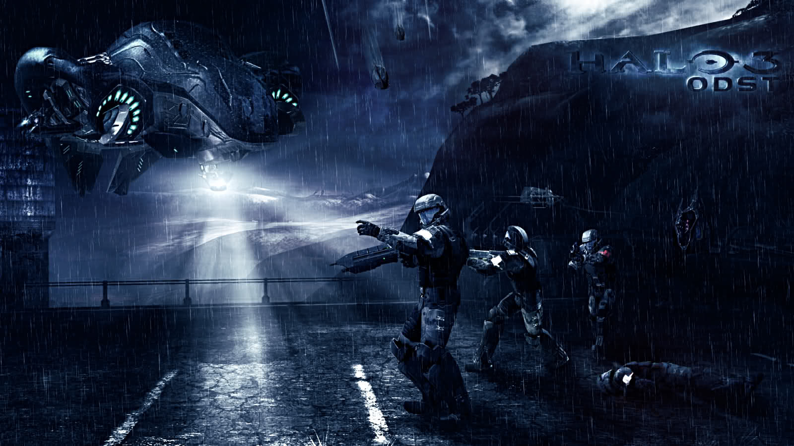 Halo 3 ODST Wallpapers Group (76+)