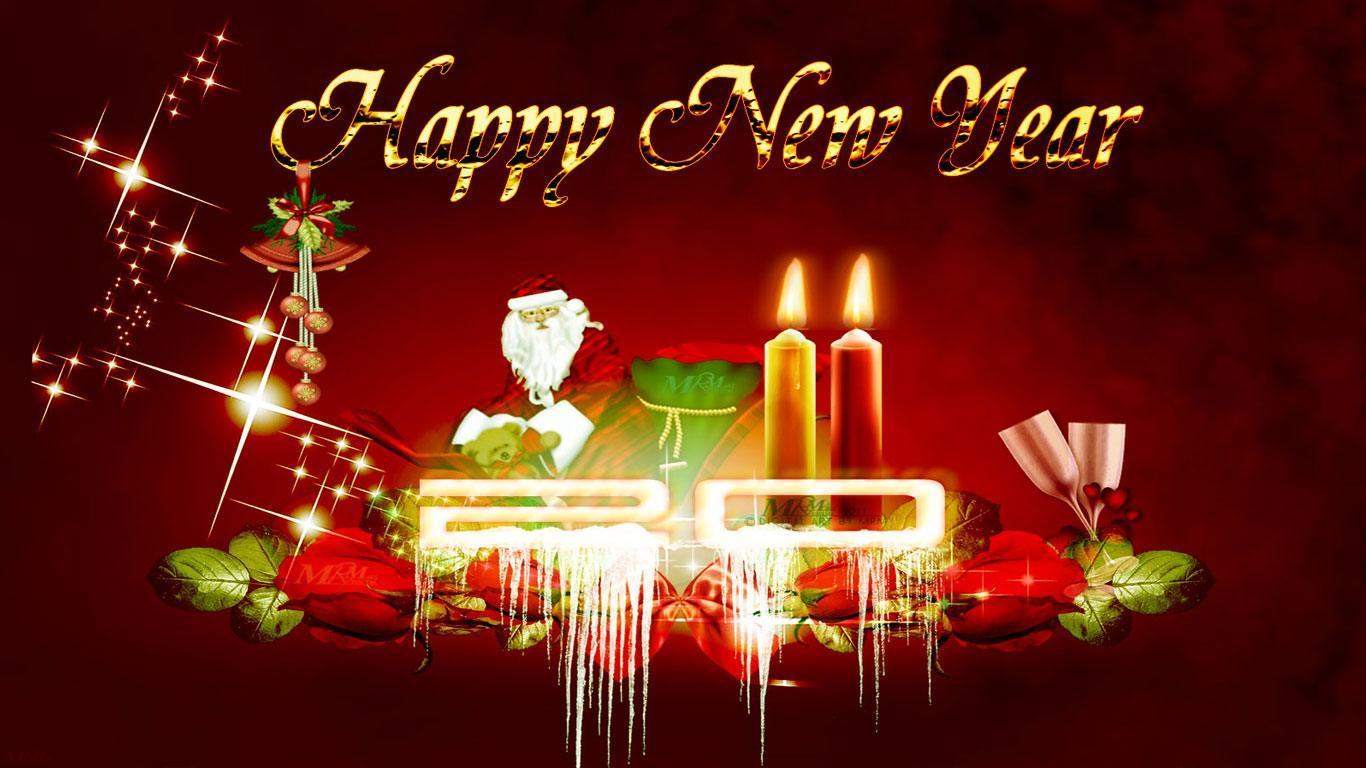 Hd Wallpapers New Year Sf Wallpaper