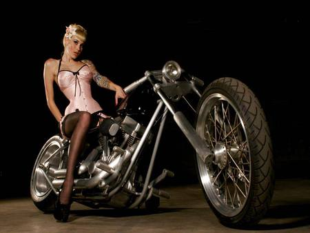 Harley Girl Have More Fun - Harley Davidson & Motorcycles