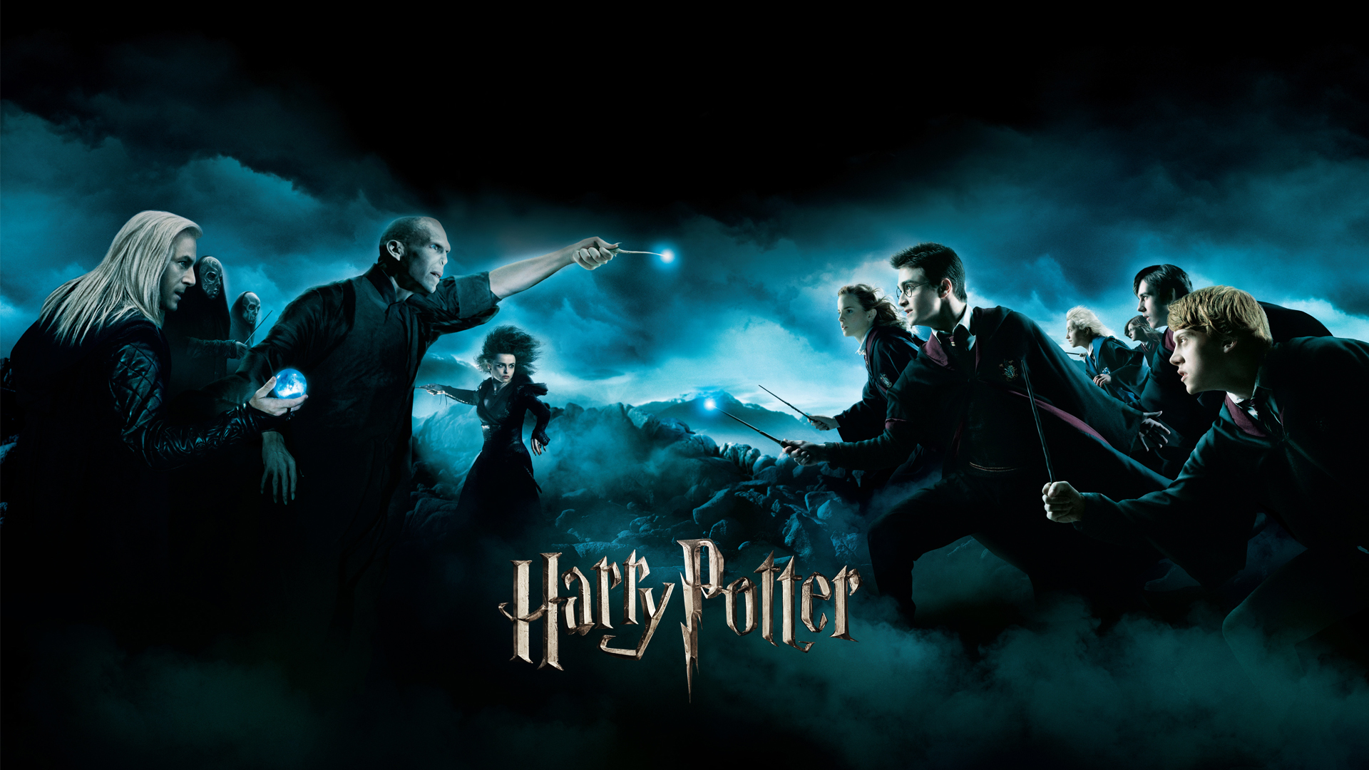Wallpapers Of Harry Potter Group (79+)