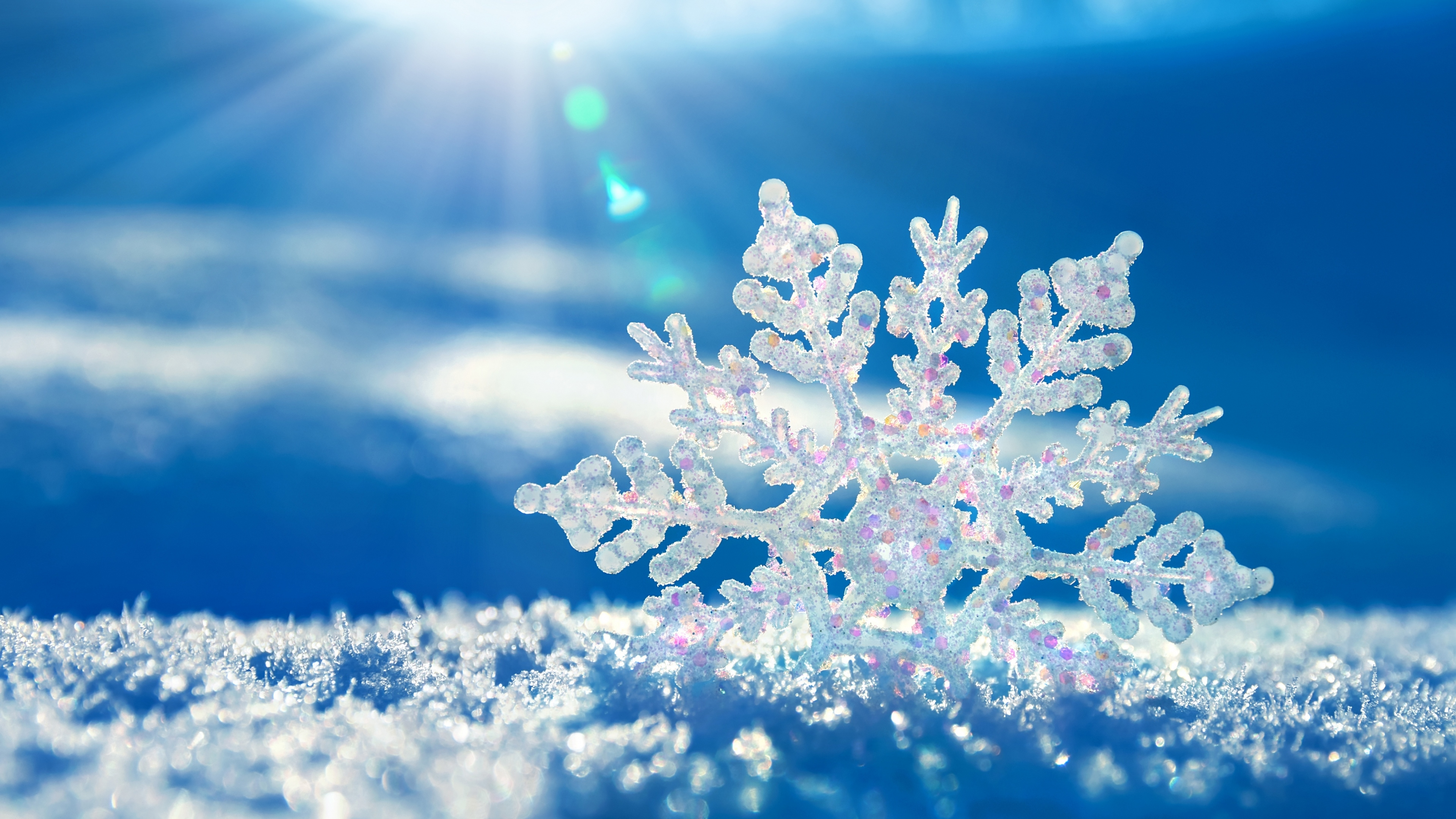 4K Ultra HD Snow Wallpapers HD, Desktop Backgrounds 3840x2160