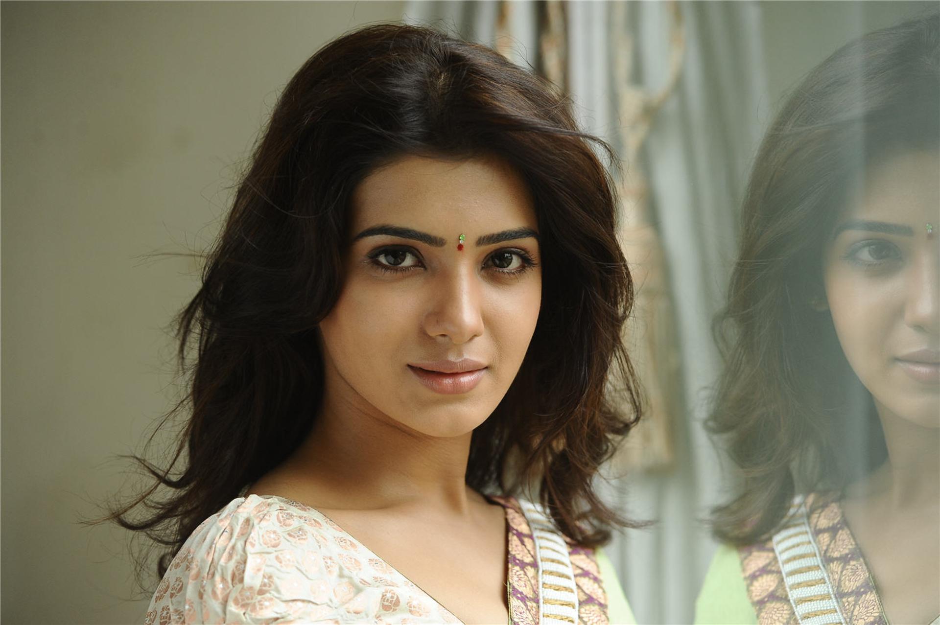 Tamil Actress Samantha Ruth Wallpapers Free - Download Tamil
