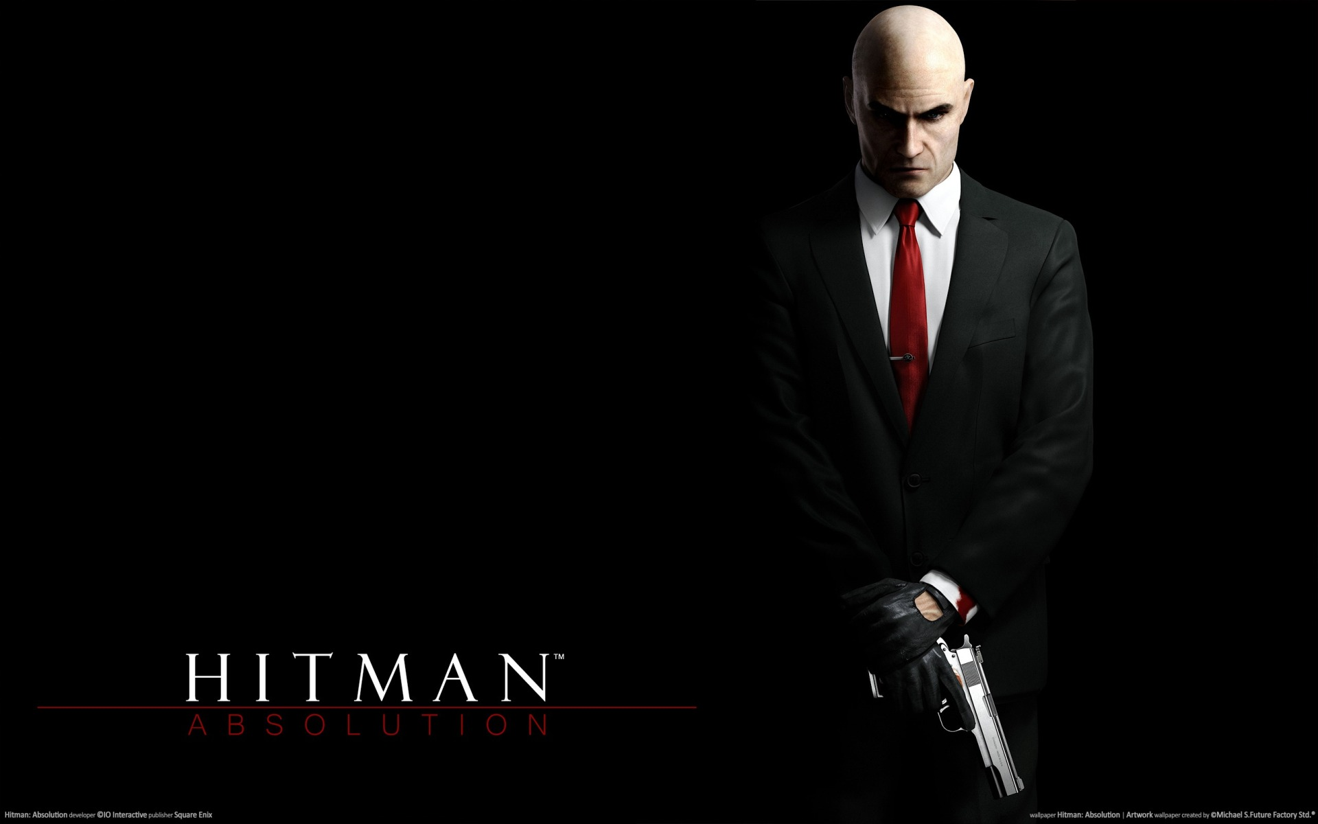 Top 2016 Wallpapers Pack: p 12 Widescreen Images of Hitman