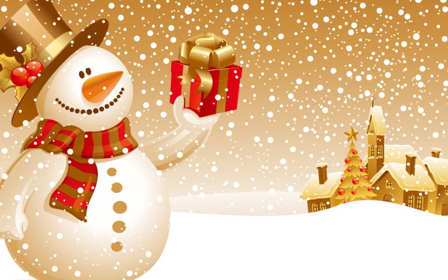 Collection of Free Xmas Screensavers And Wallpaper on HDWallpapers