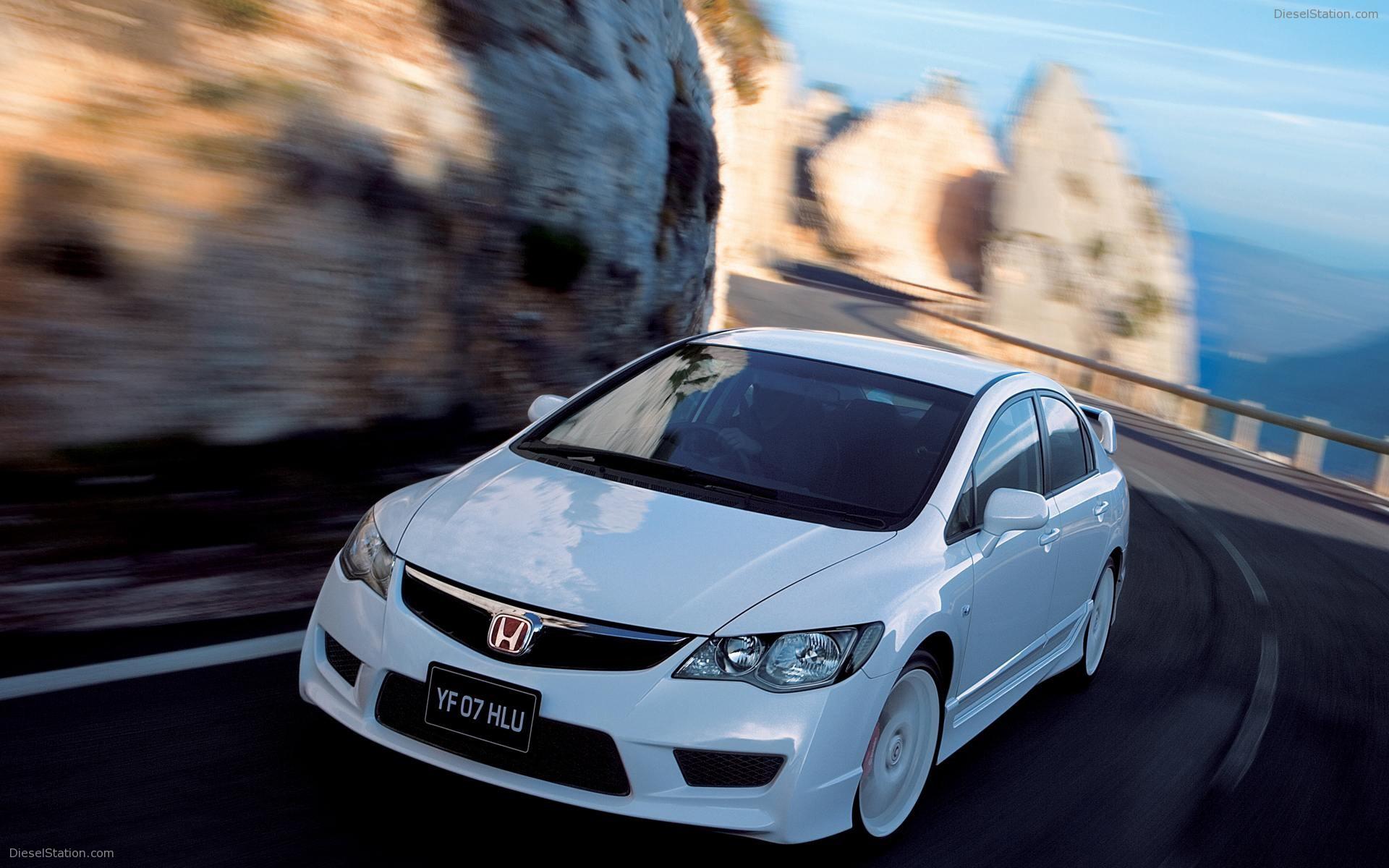 43 units of Honda Civic Wallpaper
