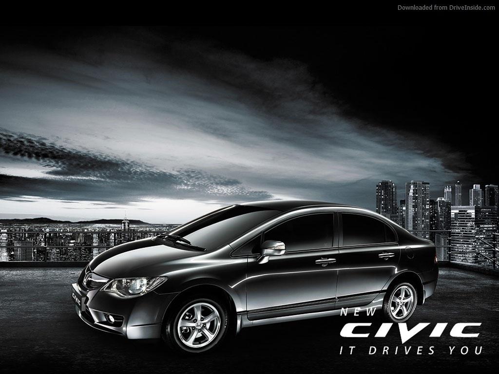 Honda Civic Si Wallpaper - WallpaperSafari