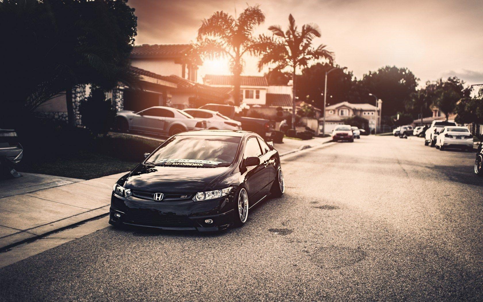 Honda Civic Wallpapers - Wallpaper Cave